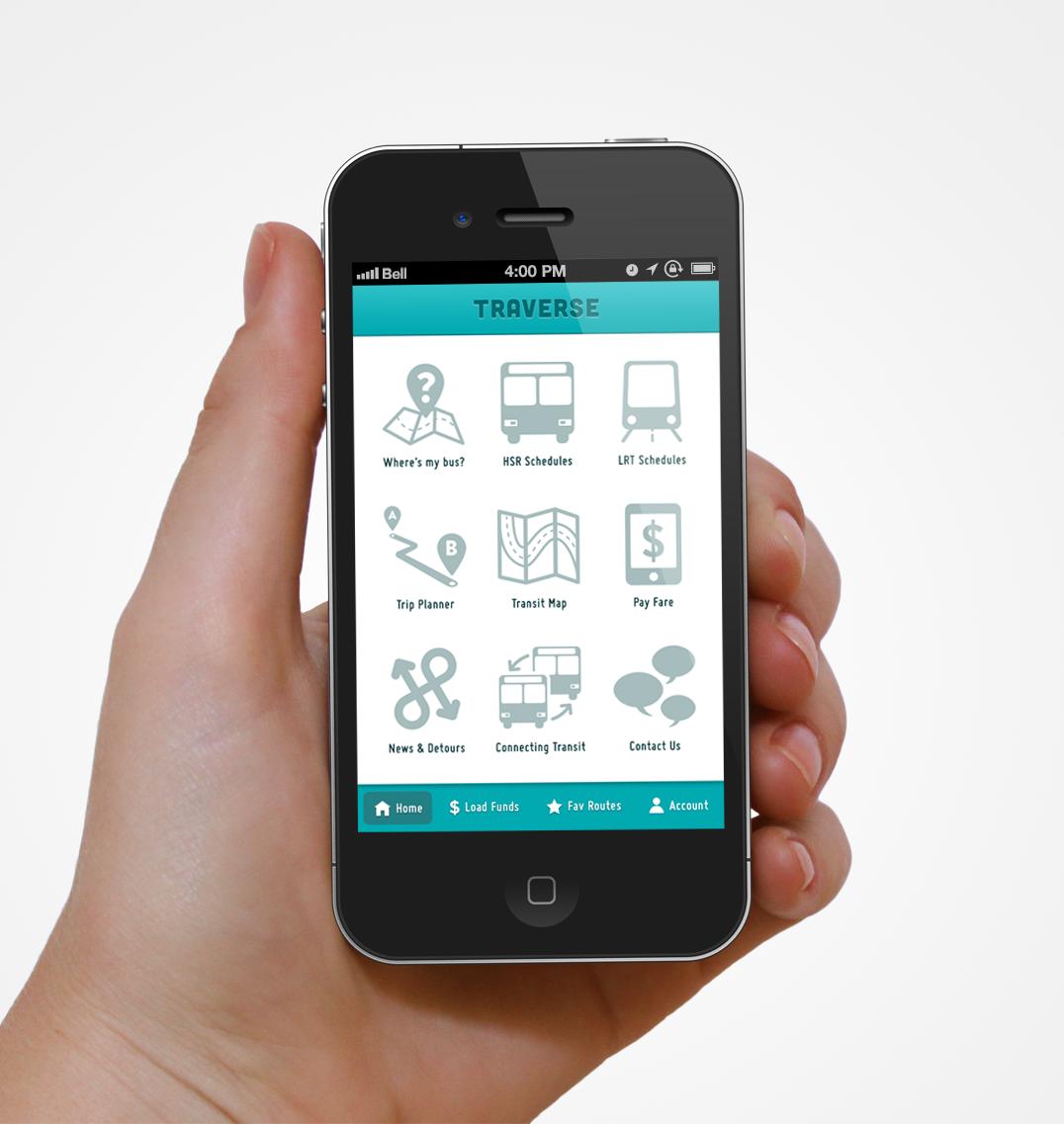 Factor e a public transit app for hamilton part 2 for Design your home app